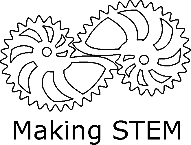 Making STEM Gear Logo