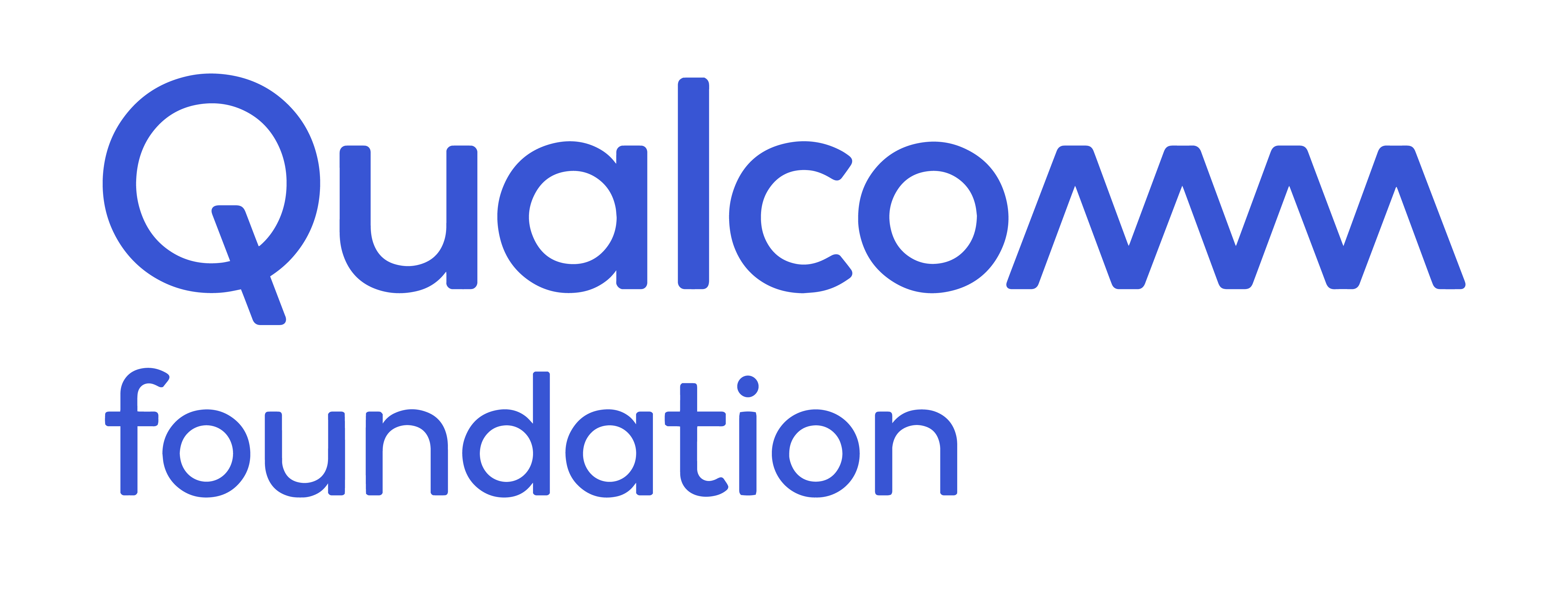 Qualcomm foundation logo