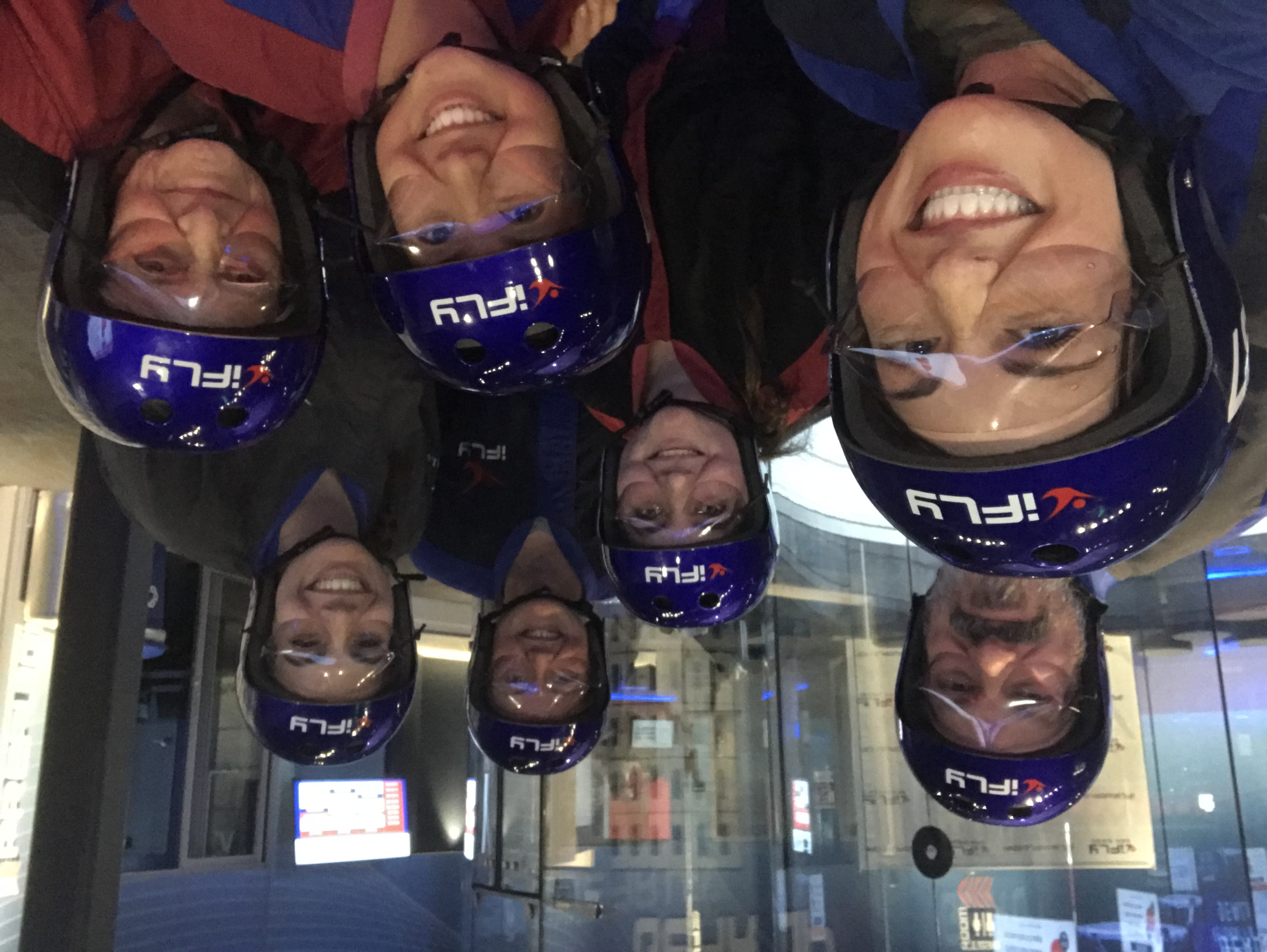 working group at iFLY