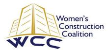 Women's Construction Coalition logo