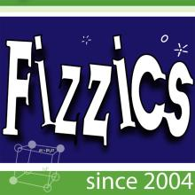 Fizzics Education USA logo