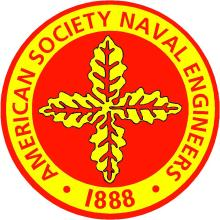 Logo from the American Society of Naval Engineers